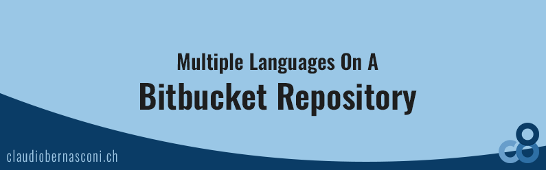 Multiple Languages On A Bitbucket Repository